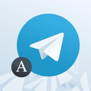 Icon: Telegram Channel
